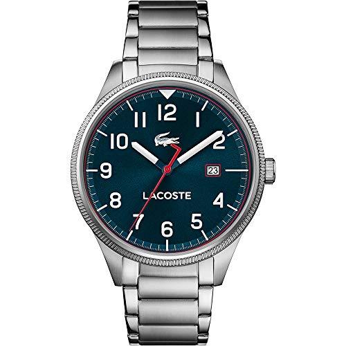 g Quarz Uhr mit Edelstahl Armband 2011022 ()