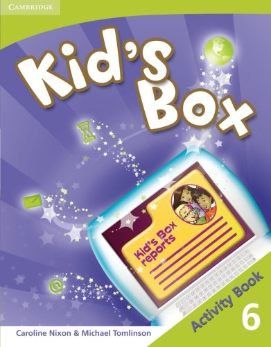 Kid's Box 6 Activity Book - 9780521688291