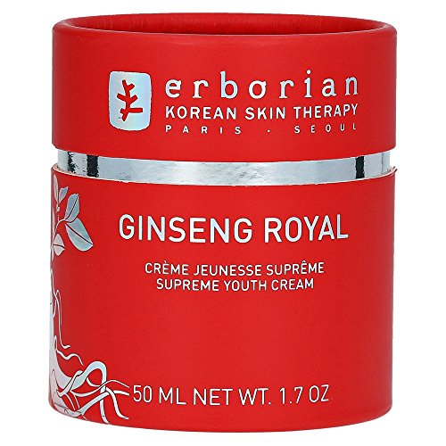 Erborian Ginseng Ritual Royal, Gesichtscreme, 50 ml