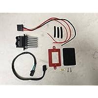 SH Motor del ventilador Resistencia Módulo de control 68052436AA Grand Cherokee WJ 1999–2004
