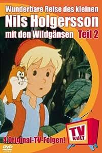 TV Kult - Die Wunderbare Reise des kleinen Nils Holgersson mit den Wildgänsen, Teil 2
