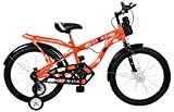 #6: Mad Maxx Humber 20T Steel Single Speed Road Cycle, 20 Inches For 7 To 10 Years Kids ( Neon Red)