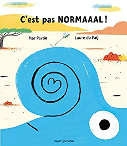 "Afficher ""C'est pas normaaal !"""