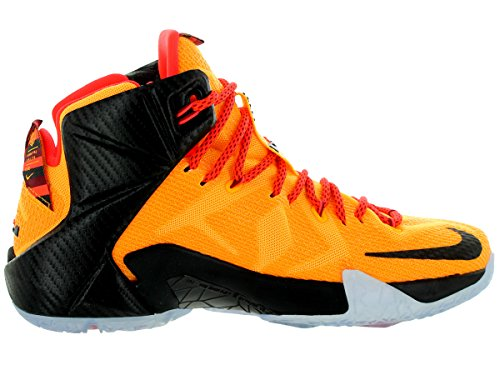 top Bright Laser Orange herren turnschuhe Crimson basketball nike 684593 Turnschuhe XII lebron hi 12 james CwxOXTq
