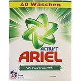 Ariel Vollwaschmittel Actilift 2600g Detergent