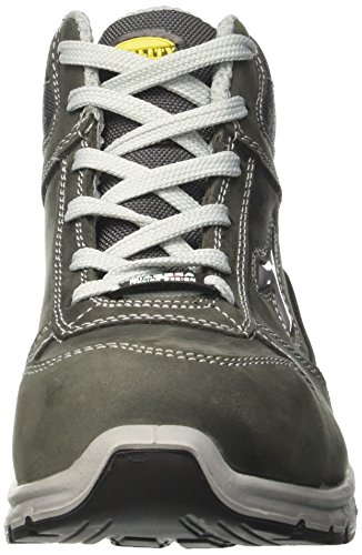 Diadora Run High S3, Chaussures de Travail Mixte Adulte Gris (Grigio Castello)