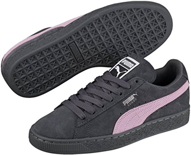 Puma Damen Wildleder Klassische Schuhe 2018 Letztes Modell  Mode Schuhe Billig Online-Verkauf