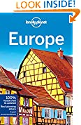 #5: Lonely Planet Europe (Travel Guide)