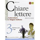 Chiare lettere. Con espansione online. Per le Scuole superiori: 3
