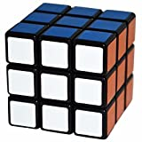 #10: Zest 4 Toyz Shengshou 3X3X3 Puzzle Cube Black- Color And Design May Vary
