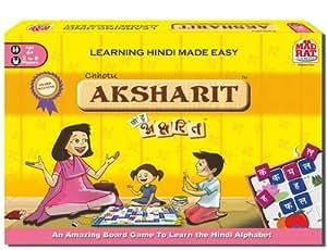 Madrat Games Chotu Aksharit, Multi Color