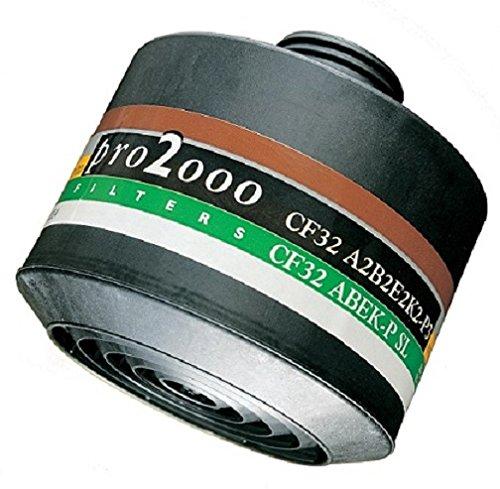 scott-5042799Filter CF32Abek2P3Für Gesichtsmasken Vollständige Sari ProMask VISION2Mehrfarbig -