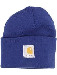 Carhartt Acrylic Mütze Beanie dunkel cobalt A18DCB, blau, A18