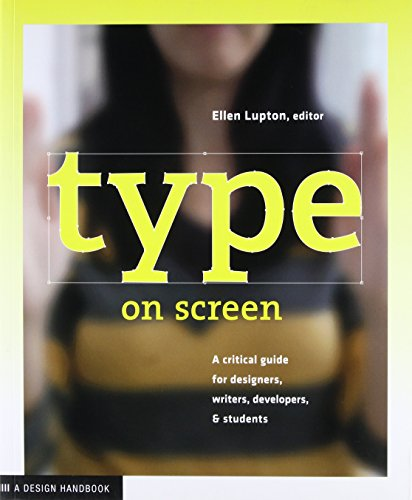 Type on screen /anglais
