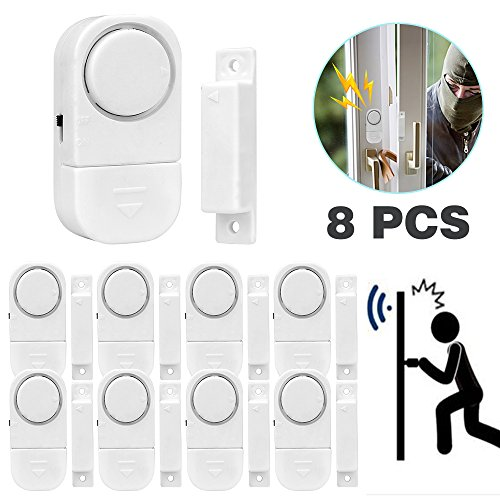 Senweit Pack of 8 Magnetic Door ...