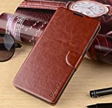 Prevoa ® 丨Flip PU Hülle Cover Case Schutzhülle Tasche