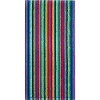 Cawö Handtuch Lifestyle Streifen 7048 multicolor - 84 Größe 50 x 100