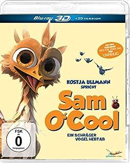 Sam O'Cool - Ein schräger Vogel hebt ab! (inkl. 2D-Version) [3D Blu-ray]