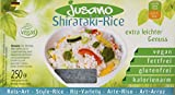 Jusano Shirataki Rice I Konjak-Reis aus Konjakmehl I Vegan I