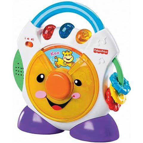 Fisher-Price - Juguete tipo reproductor de audio para niños [Importado de Inglaterra]