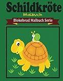Schildkrote Malbuch (Blokehead Malbuch Serie)
