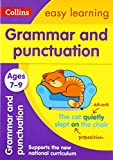 Collins Easy Learning KS2 – Grammar and Punctuation Ages 7-9: New Edition