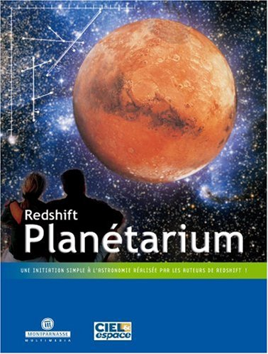 Planétarium Redshift 5
