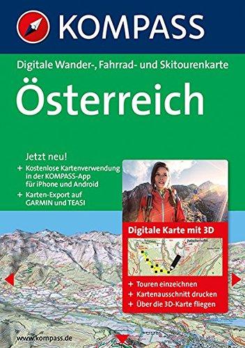 Österreich. DVD-ROM für Windows 95/98/2000/NT/XP. (Modellierung Dvd)