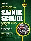 Sainik School Class 9th Guide 2019