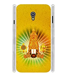 Lord Balaji Soft Silicon Rubberized Back Case Cover for Micromax Canvas Fire 4G Q411