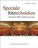 Speciale fototechnieken: panorama's, HDR, virtuele tours en meer