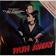 Run away (incl. Junior Vasquez Mixes) [Vinyl Single]