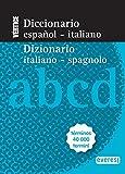 Diccionario Nuevo Vértice español-italiano = Dizionario italiano-spagnolo : términos 40000 termini