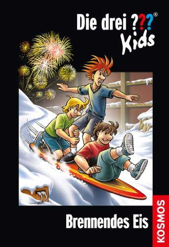 Download Die drei ??? Kids, 40, Brennendes Eis (drei Fragezeichen Kids)