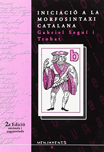 Iniciació a la morfosintaxi catalana (Menjavents)