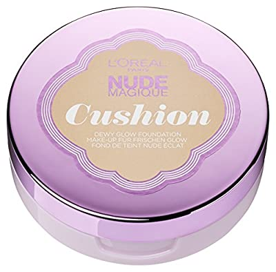 L'Oreal Paris Nude Magique Cushion Number 01, Porcelain