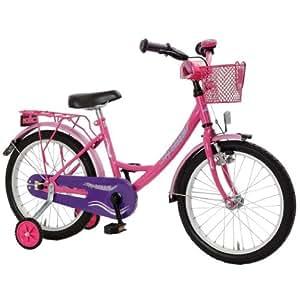 bachtenkirch 16 zoll fahrrad my bonnie pink m dchenfahrrad. Black Bedroom Furniture Sets. Home Design Ideas