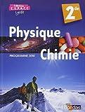 E.S.P.A.C.E 2de * Manuel de l'élève Petit format (éd. 2010)