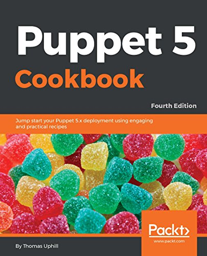 Jumpstart-system (Puppet 5 Cookbook: Jump start your Puppet 5.x deployment using engaging and practical recipes, 4th Edition (English Edition))