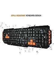 Amkette Xcite Pro USB Keyboard (Black)