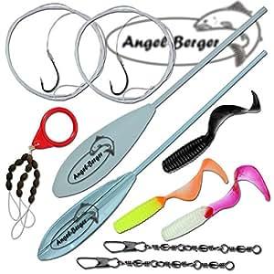 Angel Berger Sbirolino Sortiment Sbirulinoset Forellenset Angelset Forelle