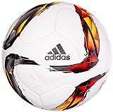 adidas Fußball Torfabrik Offizieller Spielball, White Red/Black/Solar Orange, 58 x 37 x 2 cm, 20 Liter