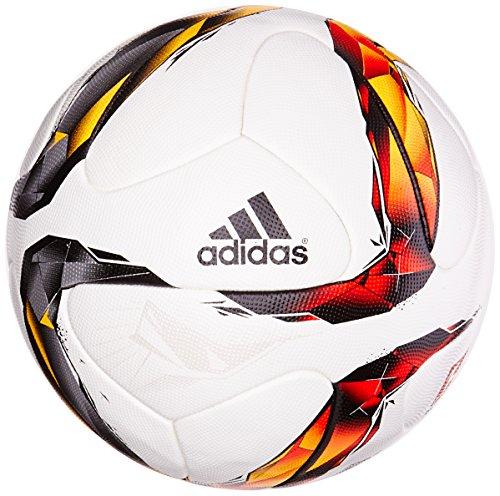 adidas Fußball Torfabrik Offizieller Spielball, White Red/Black/Solar Orange, 58 x 37 x 2  Preisvergleich