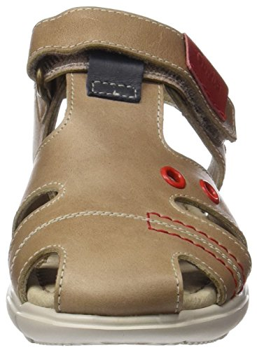 Gorila 40401, Sandales mixte enfant Beige