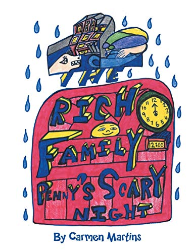 The Rich Family: Penny's Scary Night