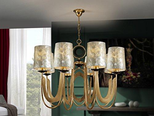 ·EDEN· LAMP 8L., GOLD