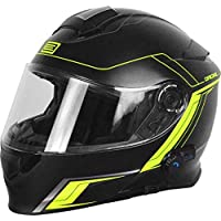 Origine Helmets 204271729100102, Delta Motion Matt – Casco para moto desmontable y con Bluetooth integrado