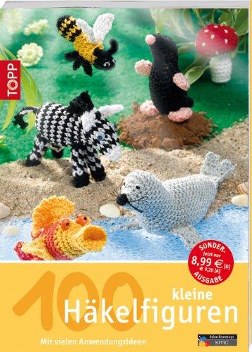 Buchseite und Rezensionen zu '100 kleine Häkelfiguren: Mit vielen Anwendungsideen' von Andrea Biegel