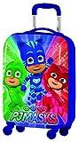 PJ Masks A96741 MC Valigia per Bambini, 55 Cm, Multicolore