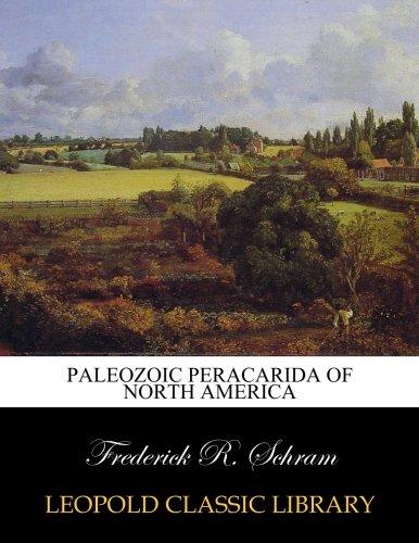 Paleozoic Peracarida of North America